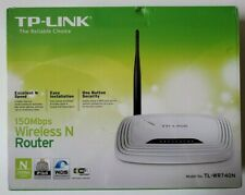 Tp-link 150 Mbps Wireless N Router TL-WR740N