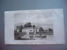 TURQUIE 1840 KIOSQUE DU GRAND SEIGNEUR A BEBEK SUR LE BOSPHORE