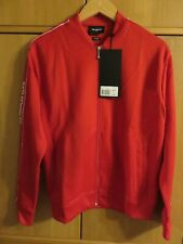 The Kooples Red Relaxed Fit Jacket - Size M - NEW with Tags - RRP £195.00