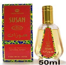 Al-Rehab Parfüm Spray Susan 50 ml Orientalisch & Arabisch *Misk Amber Oud Musk*