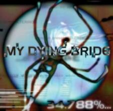 New listing MY DYING BRIDE: 34.788 COMPLETE (LP vinyl *BRAND NEW*.)