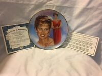 Forever Beautiful Diana, A Woman of Style, Princess of Wales Collector Plate