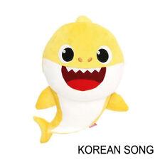 [X-MAS] Korean Song Pinkfong BABY SHARK Sound Plush Doll 1 Song 3000 plays