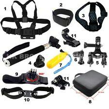 Kit d'accessoires Plus de 10 pcs Pour GoPro Hero Cam sport