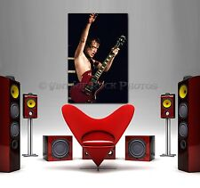 Angus Young AC/DC 20x30 in Poster Size Photo Live Concert Exclusive Print 108