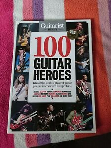 Guitarist Presents 100 Guitar Heroes 2013: 100 Of The Worlds Greatest Guitar Pla