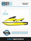 BRAND NEW Sea Doo HX Jet Ski 1995 1996 1997 Seat Cover Any Single Color USA MADE