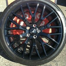 """GENUINE FORD Mustang 19"""" Wheels Factory Original 19 inch Wheel and Tyre Packages"""