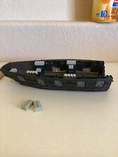 Mega Bloks Disney Pirates of the Caribbean Black Pearl Ship Hull Parts Lot