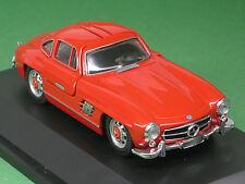 MB Mercedes Benz 300SL 1954 Mille Miglia Schuco 1:43 Art.Nr.02454 Modellauto