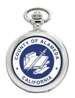 Alameda County CA (USA) Pocket Watch