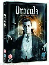 DRACULA COMPLETE LEGACY COLLECTION (1931-1945) NEW 5 DVD 5 MOVIES BOXSET