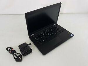 Dell Latitude E5470 14 in Laptop i5-6300U 2.40 GHz 8GB 500 GB HDD Win 10 Pro