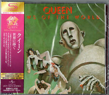 QUEEN-NEWS OF THE WORLD-JAPAN SHM-CD E50