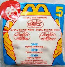 1996 McDonald's Happy Meal Aladdin and the Prince of Thieves Genie MIP C10!