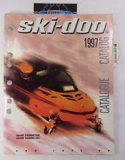 1997 SKI-DOO GRAND TOURING 500 & 583 FACTORY PARTS MANUAL BOOK P/N 480 1425 00