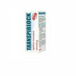 Transpiblock Roll-On against Excessive Perspiration , 50 ml, Adex-Cosmetics
