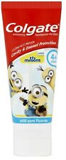 Colgate Anticavity Minions Toothpaste For Kids New Tube 50ml