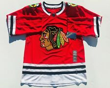 Adidas Climalite NHL Chicago Blackhawks Authentic Home Jersey - Men's 50 NWT