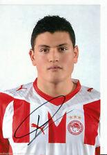 Kyriakos Papadopoulos Olympiakos Piraeus Top Photo original signed +a41959