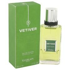 VETIVER GUERLAIN by Guerlain 1.7 oz EDT Cologne Spray for Men New in Box