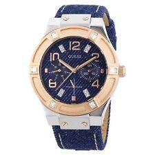 Guess Jet reloj Denim Setter mujeres W0289l1 relojes -12