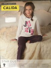 Pajamas - Calida Stardust Pyjama Sleepwear girls 10 yr old - size 140/10