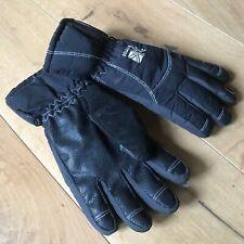 KARRIMOR ~ Men's Ski/Padded Winter Gloves (black) Size Large