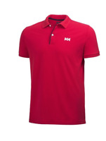 Helly Hansen Crew HH Classic Men's Polo 54346/162 Red NEW
