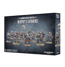 GENESTEALER CULTS NEOPHYTE HYBRIDS. Warhammer 40k. 20% off UK rrp.
