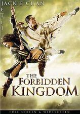 Forbidden Kingdom 0031398101093 DVD Region 1