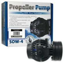 @ Jecod SOW-4 WaveMaker Pump 4000Lph (Sine Wave) Flow Marine Reef Coral Aquarium