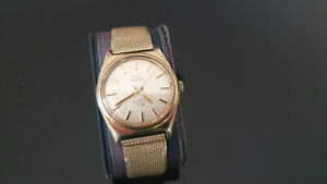 Vintage Gents Gold Plated Tissot Seastar Automatic T.12
