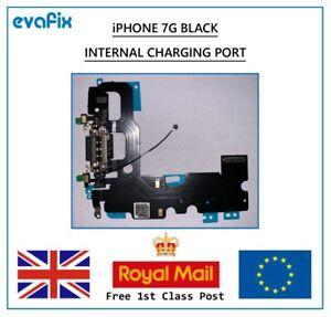 New iPhone 7 7G Charging Flex Port Headphone Jack Mic Antenna. Black
