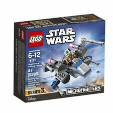 NEW LEGO Star Wars Resistance X-Wing Fighter Minifigure Microfighter 75125