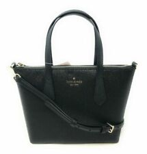 kate spade new york glitter Joeley Small Satchel - Black