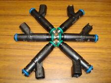 6 BRAND NEW Ford OEM Injectors 1999-2005, 3.0 L, 3.8 L, 4.2 L. 6 cyl, XF2E-C4B