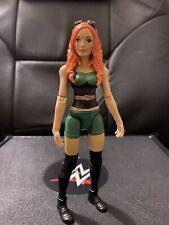 WWE Mattel Figures Lot Becky Lynch 6 Inch Doll Style Figure Wrestling