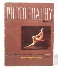 1951 EDITION PHOTOGRAPHY ANNUAL MAGAZINE BY THE EDITORS OF POPULAR PHOTOGRAPHY