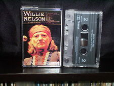 WILLIE NELSON A SONG FOR YOU - RARE AUSTRALIAN CASSETTE TAPE NM