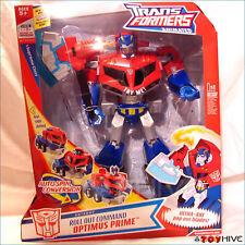 Transformers Animated Autobot leader Optimus Prime Supreme Class