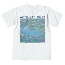 Claude Monet Water Lilies vintage fine art T-Shirt