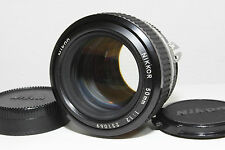 [Exc+++++] Nikon Nikkor Ai 50mm f/1.2 Manual Focus Lens from Japan