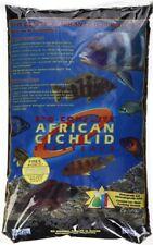 CaribSea Aquatics Eco-Complete African Cichlid Zack Black, 20 lb, Freshwater