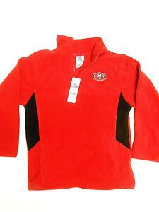 San Francisco SF 49ers XLarge Youth Fleece Sweatshirt Official NFL Licensed