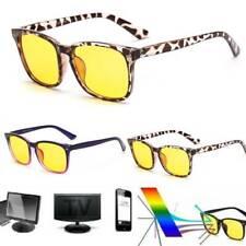Blue Light Blocking Gaming Glasses Computer Anti Fatigue Eyewear UV Protection