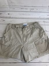 Mens Columbia PFG Shorts Size XL Performance Fishing Gear
