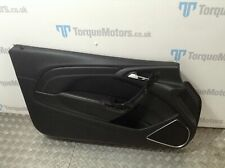 Astra J VXR GTC Passenger side front leather door card