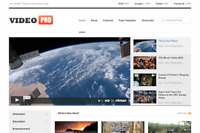 VideoPro - Video News Magazine Wordpress Website (with Demo Content)