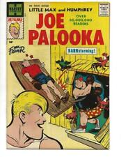 Joe Palooka #107 1958 File Copy - Barnstorming Cover!